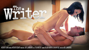 The Writer starring Dillon Harper & Van Wyld