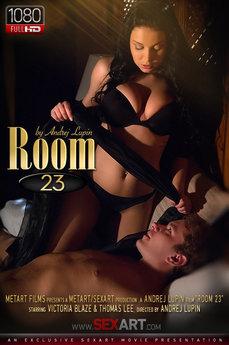 SexArt Room No. 023 Victoria Blaze & Thomas Lee