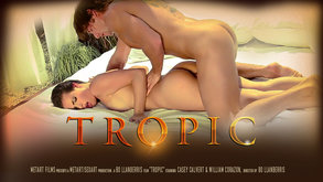 Tropic starring Casey Calvert & William Corazon