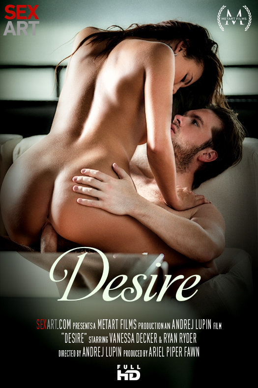 Desire featuring Vanessa Decker & Ryan Ryder by Andrej Lupin