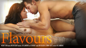 Flavours starring Aria Salazar & Johnny Castle