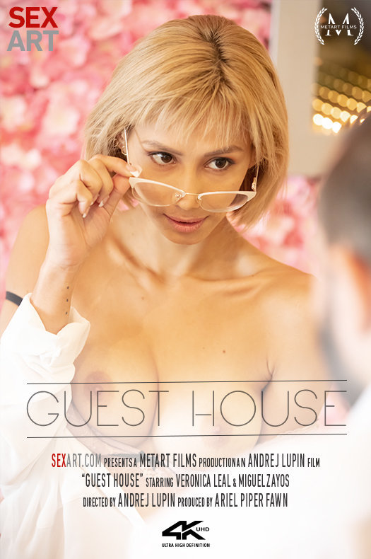 Guest House featuring Veronica Leal & Miguel Zayos by Andrej Lupin
