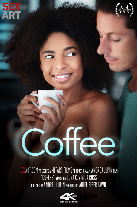 Coffee featuring Luna C & Nick Ross by Andrej Lupin