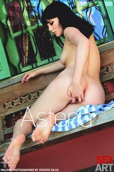 SexArt - Malena - Astena by Vicente Silva