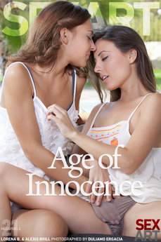 SexArt - Alexis Brill & Lorena B - Age of Innocence by Duliamo Ergacia