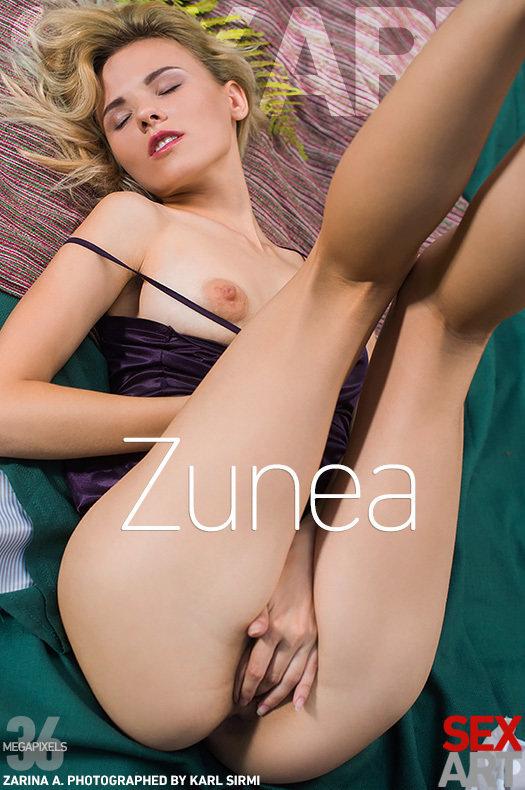 Zunea featuring Zarina A by Karl Sirmi