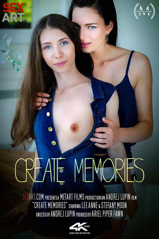 Create Memories featuring Lee Anne & Stefany Moon by Andrej Lupin