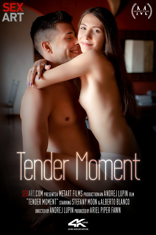 Tender Moment featuring Stefany Moon & Alberto Blanco by Andrej Lupin
