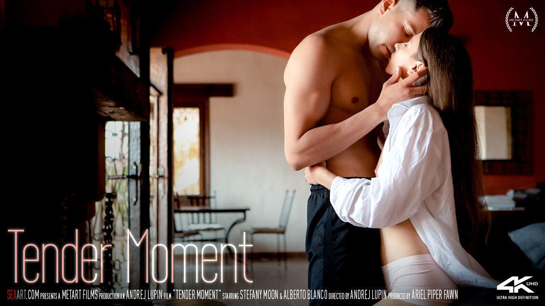 Sex Art - Stefany Moon & Alberto Blanco - Tender Moment