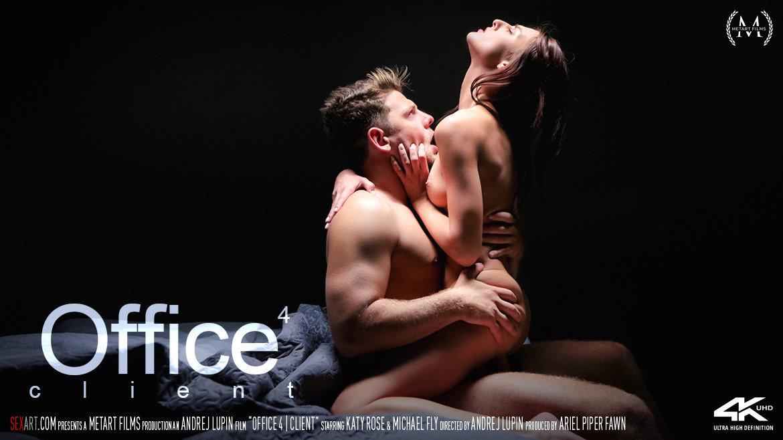 Sex Art - Katy Rose & Michael Fly - Office Episode 4 - Client