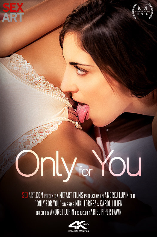 Only For You featuring Karol Lilien & Miki Torrez by Andrej Lupin