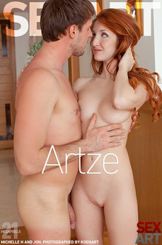 Michelle H & Jon Artze SexArt