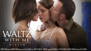 Waltz With Me - Winter starring Alexis Brill & Amarna Miller & Taylor Sands & Franck Franco & Juan Lucho