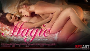 SexArt Magic Hayden Hawkens & Rilee Marks