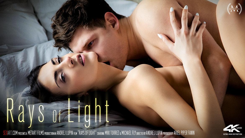 Sex Art - Miki Torrez & Michael Fly - Rays Of Light