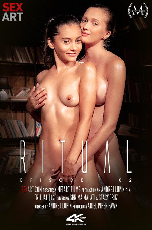 Ritual featuring Shrima Malati & Stacy Cruz by Andrej Lupin