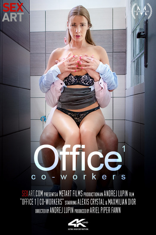 Office Episode 1 - Co-Workers featuring Alexis Crystal & Maxmilian Dior by Andrej Lupin