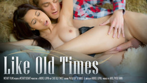 SexArt Like Old Times Paula Shy & Daniel G