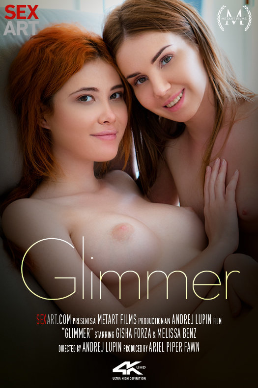 Glimmer featuring Gisha Forza & Melissa Benz by Andrej Lupin