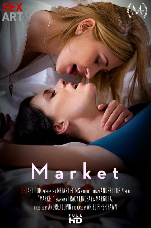Market featuring Margot A & Tracy Lindsay by Andrej Lupin