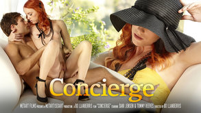 Concierge starring Dani Jensen & Tommy Reeves