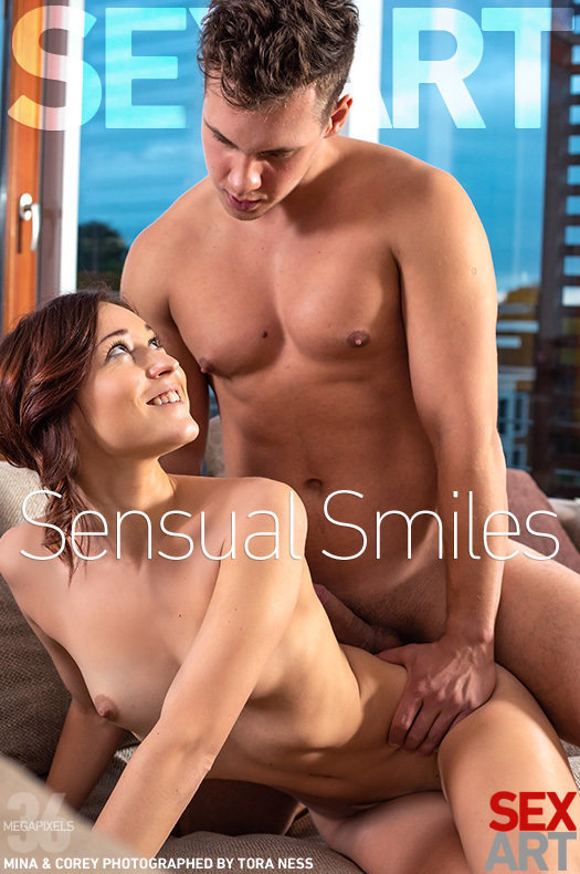 Sensual Smiles featuring Mina & Corey by Tora Ness