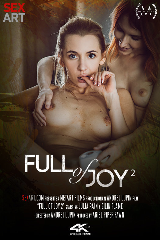 Full Of Joy Episode 2 featuring Eilin Flame & Julia Rain & Maxmilian Dior by Andrej Lupin