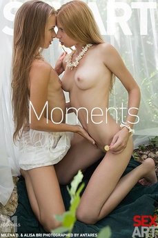 SexArt - Alisa Bri & Milena D - Moments by Antares
