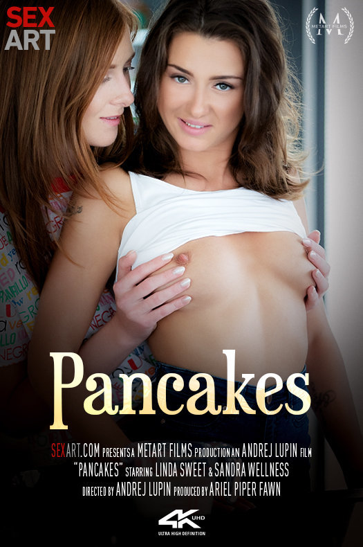 Pancakes featuring Linda Sweet & Sandra Wellness by Andrej Lupin