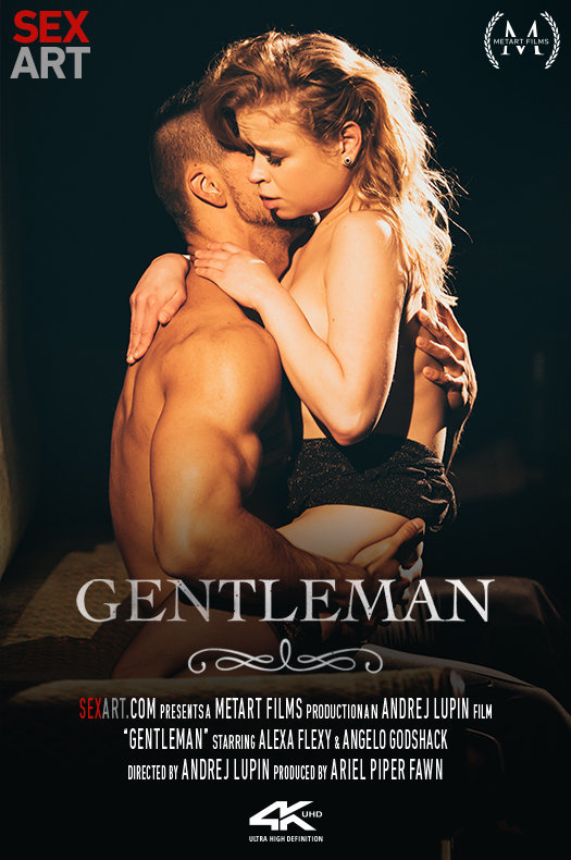 Gentleman featuring Alexa Flexy & Angelo Godshack by Andrej Lupin