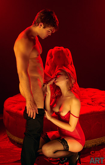 Molly & Tommy in Red Light District