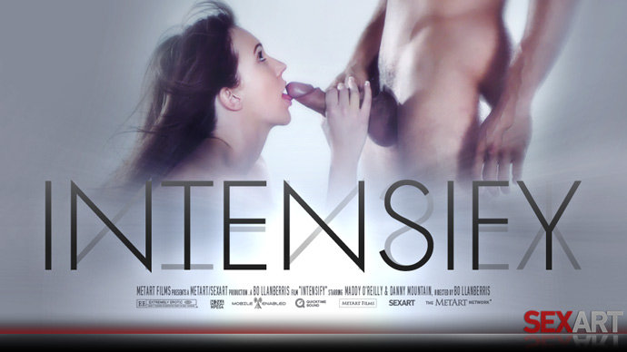 Intensify Starring Maddy O'Reilly & Danny Mountain